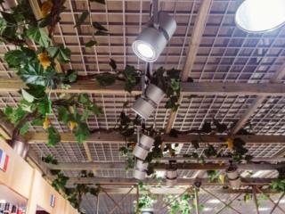 Led lamp, led lighting, Solaris foodstore