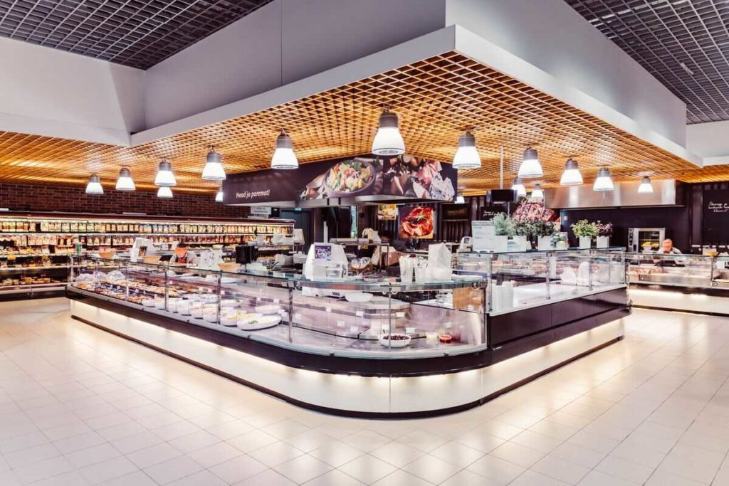 led lamp, Solaris toidupood näide