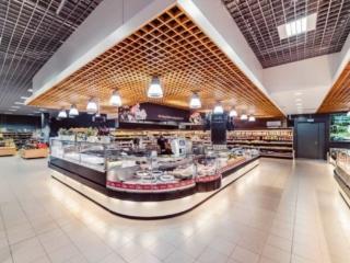 led lamp, led valgustus, led lighting, Solaris foodstore